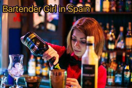 Вакансии бармен девушка в ночной клуб клубы в москве кому за тридцать