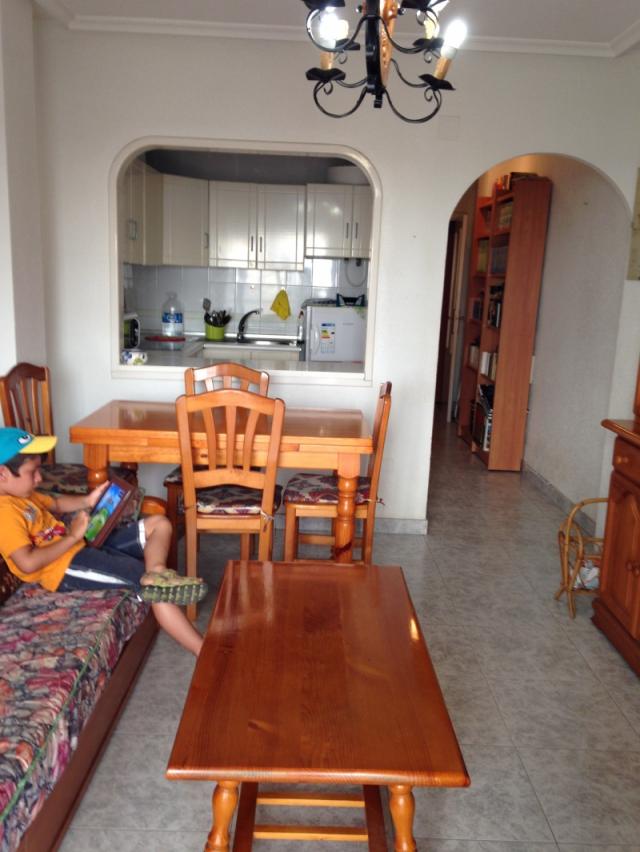 Частное жилье в испании